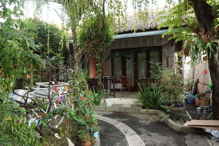Salon de Nomad Gili T Lombok - exterior