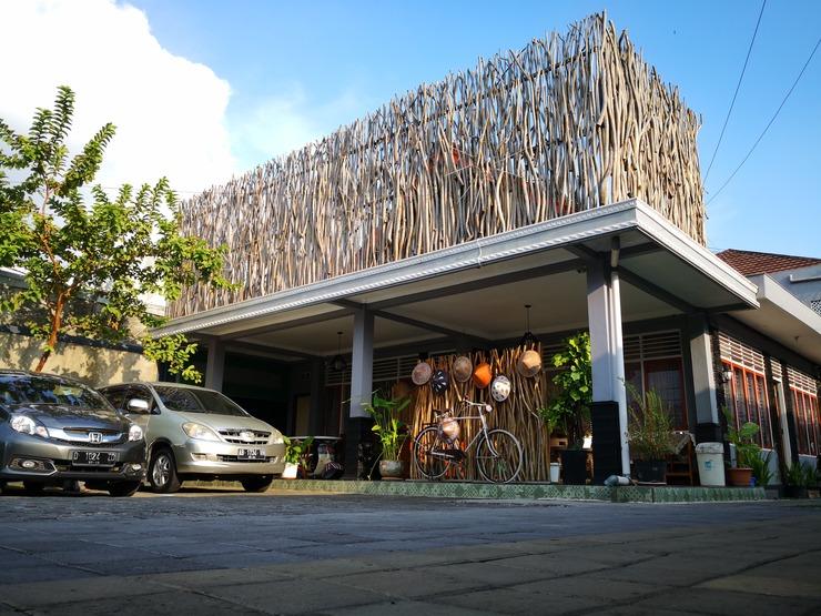 Metro Malioboro Living Yogyakarta - Tampak depan