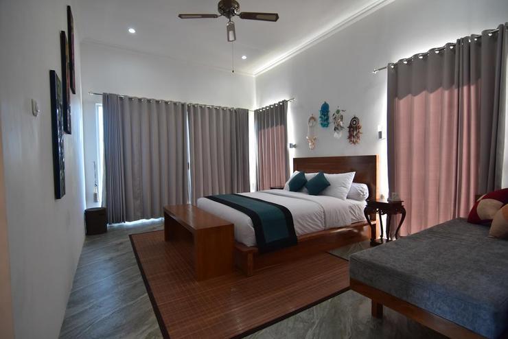 Wanagiri Cosmic Nature Villa Bali - Guest room