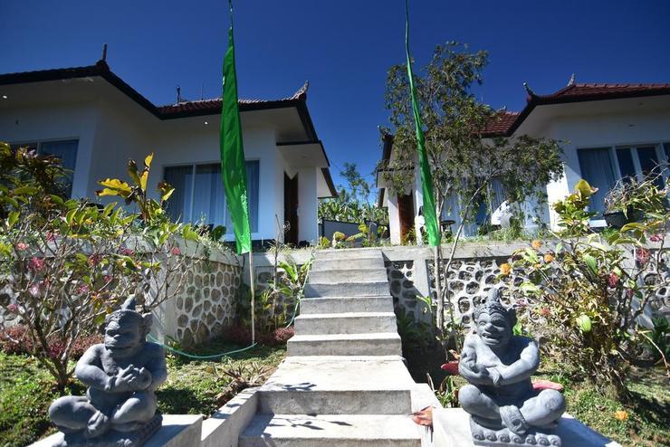 Wanagiri Cosmic Nature Villa Bali -
