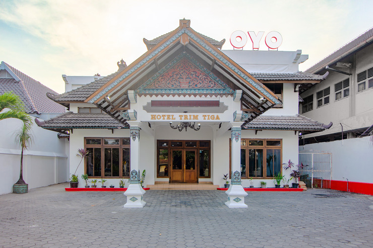 OYO 1602 Trim Tiga Hotel Yogyakarta - Facade