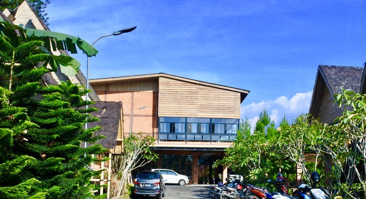 Bumi Katulampa - Convention Resort Bogor - new exterior
