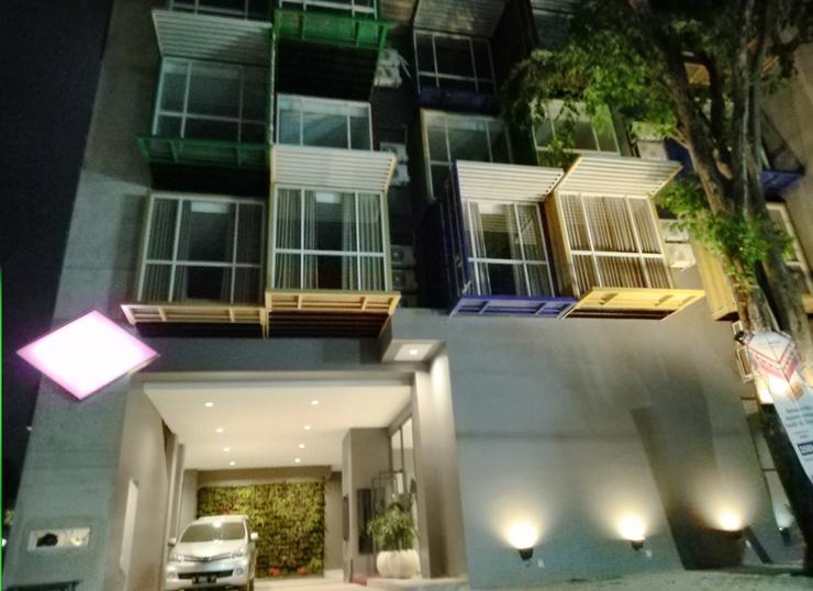 Hotel Pantes Simpang Lima Semarang - Gedung