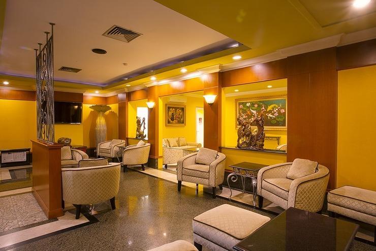 BI Executive Hotel Jakarta - Interior