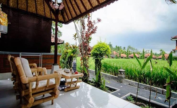 Puji Bungalows Bali - Pemandangan