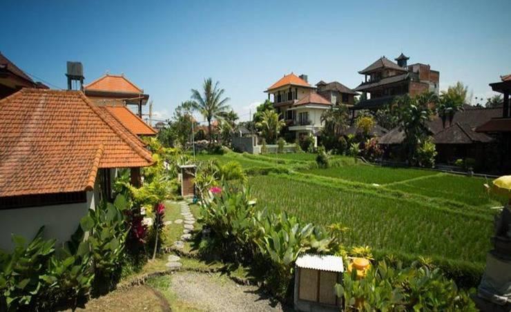 Puji Bungalows Bali - Eksterior