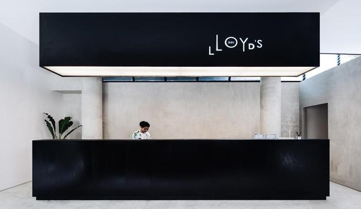 Lloyd's Inn Bali Bali - Reception