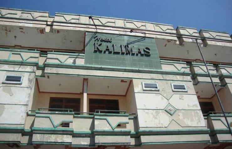 Hotel Kalimas Tretes Pasuruan - Eksterior
