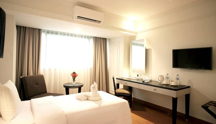 Grand Mahkota Hotel Pontianak - Superior Twin