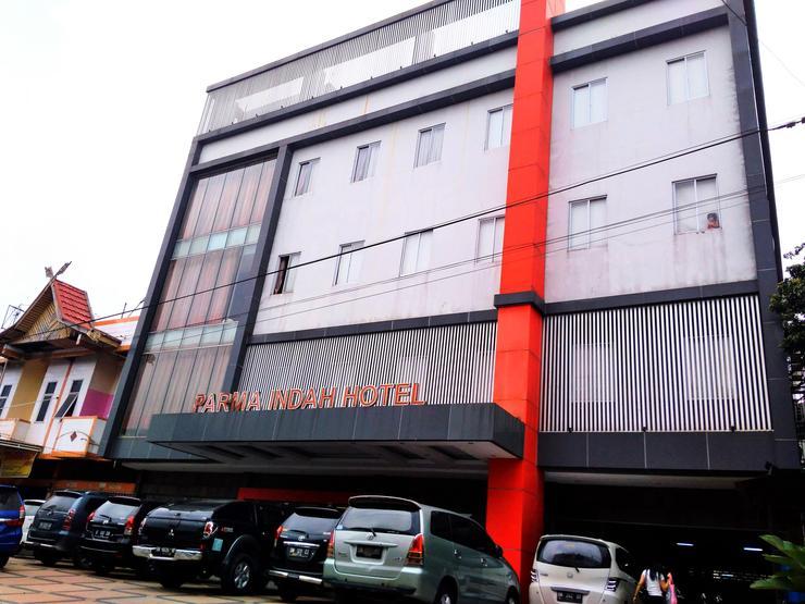 Parma Indah Hotel  Pekanbaru - Exterior hotel