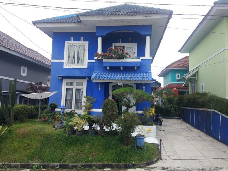 Villa Abdi Cipanas Cianjur - Facade