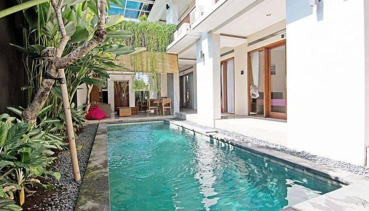 ZenRooms Homey Sanur Bali - Kolam Renang