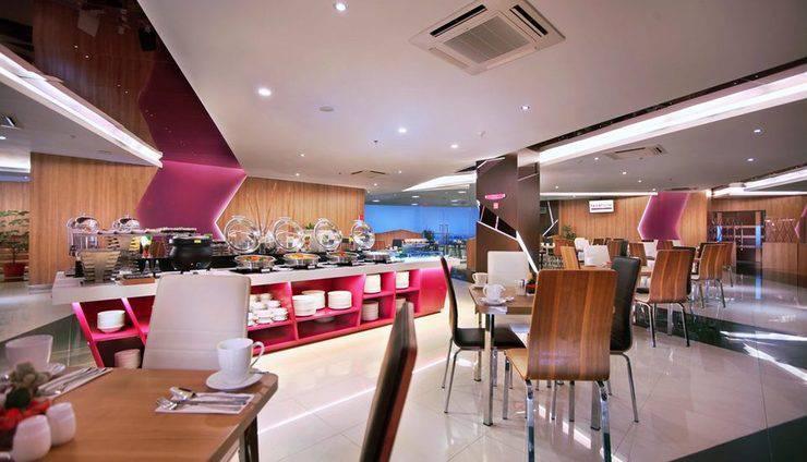 favehotel LTC Glodok - restaurant