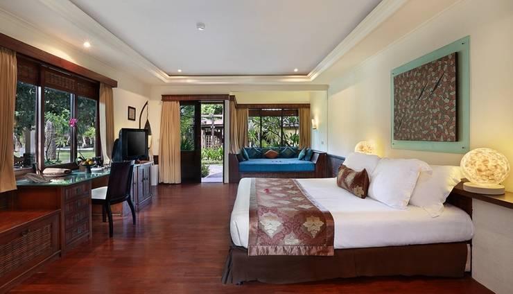 Hotel Villa Ombak Lombok - Bungalow Deluxe Keluarga