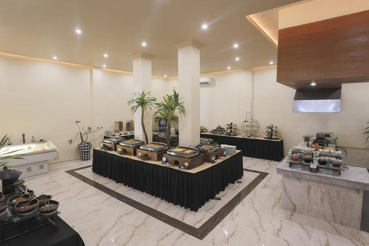 Hotel Villa Ombak Lombok - Meals