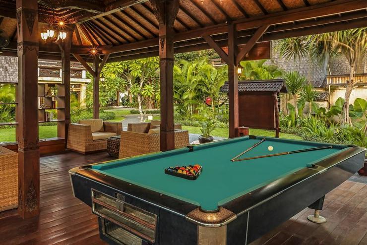 Hotel Villa Ombak Lombok - Facilities