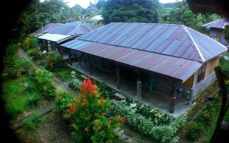 Green Lodge Langkat - Exterior