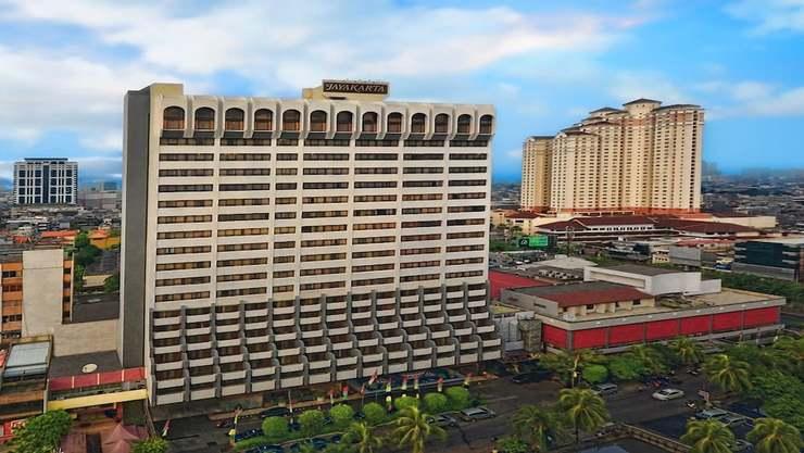 Hotel Jayakarta Jakarta - Exterior