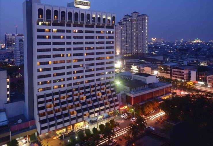 Harga Hotel The Jayakarta SP Jakarta Hotel and Spa (Jakarta)