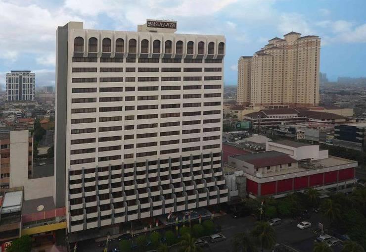 Hotel Jayakarta Jakarta - Hotel Building