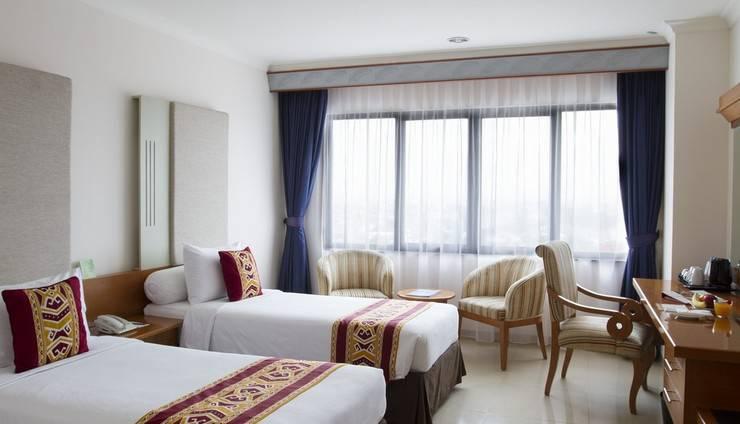 Asana Kawanua Jakarta Jakarta - Deluxe Twin room