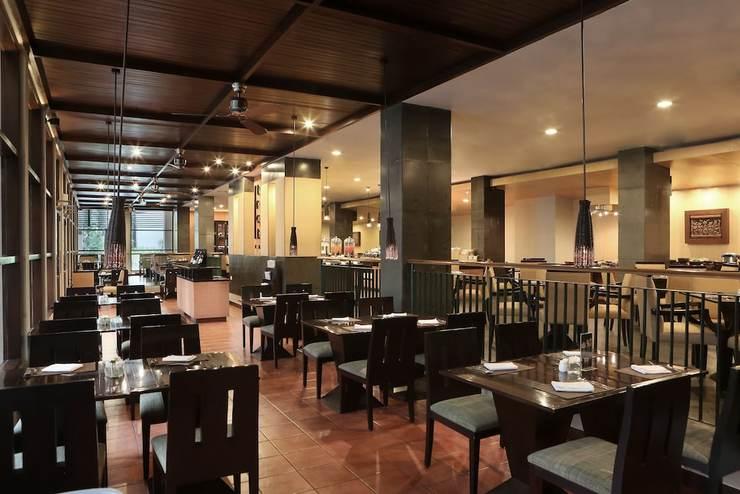 Hotel Santika Premier Malang - Restaurant