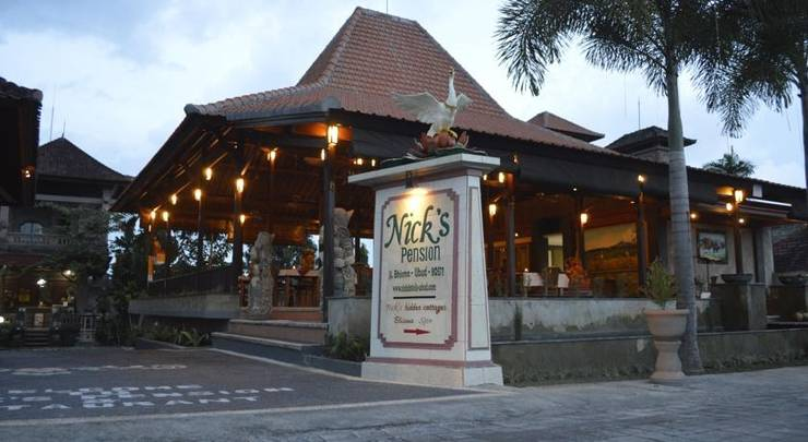 Nicks Pension Hotel Bali - Nick's Pension Hotel
