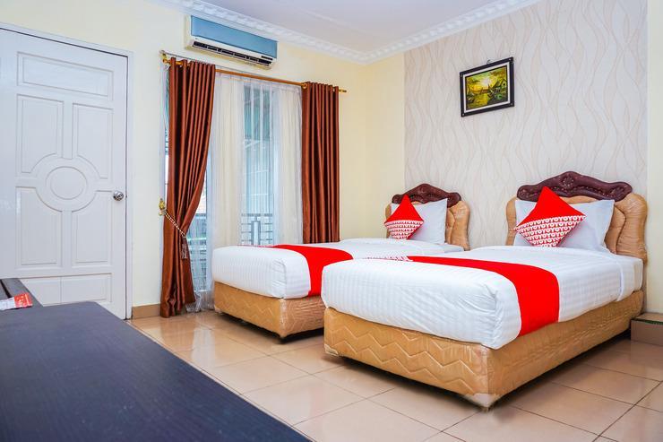 OYO 362 Hotel Siti Nurbaya Syariah Padang - Bedroom