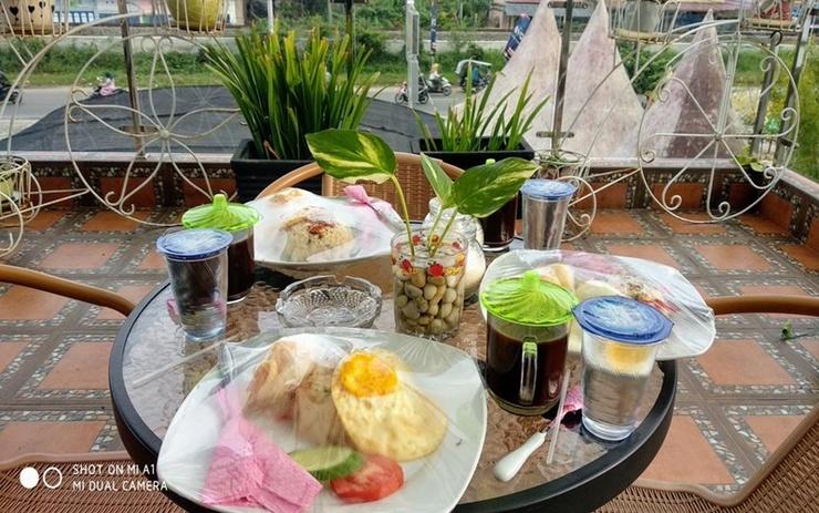 Nasyauqi Guesthouse Batu Bara - Food