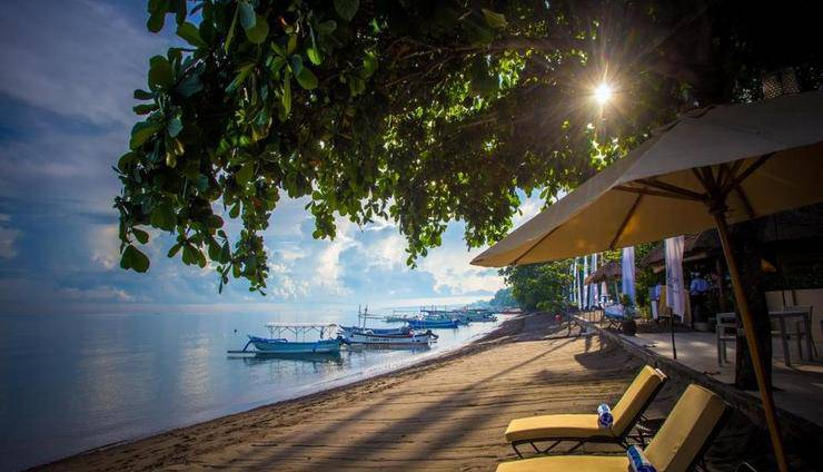 The Lovina Bali - Pemandangan