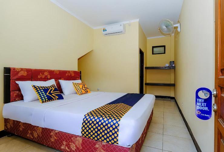 Mandiri Homestay Lombok - Kamar double bed