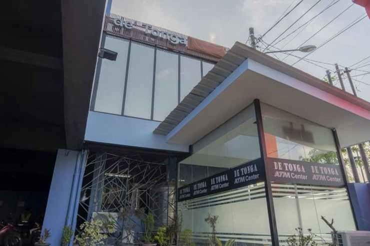 De'Tonga Hotel Medan - Facade