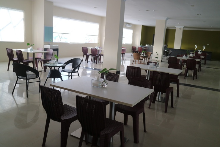 Baloi View Apartment Batam - Restaurant