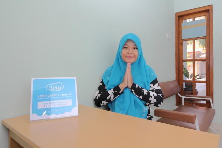 Airy Eco Maguwoharjo Instiper Nangka Dua Yogyakarta - Reception