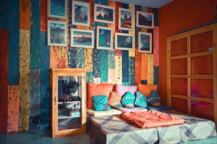 Good Karma Yogyakarta Yogyakarta - Guest room