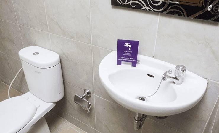 Tinggal Standard Sawo 9 Jakarta Selatan Cipete Utara - Kamar mandi