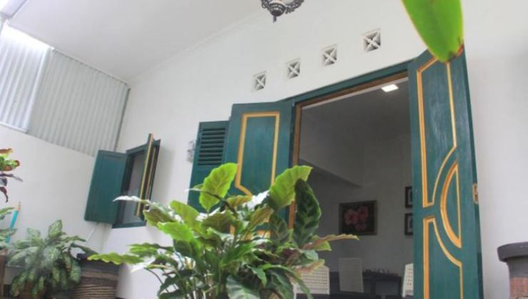 Griya Jetis Tugu Yogyakarta - Exterior