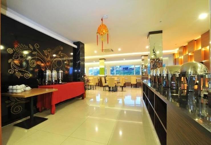 StudioInn & Suites Semarang - Restoran