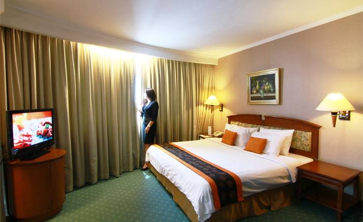 Hotel Horison Semarang - Deluxe (06/Dec/2013)