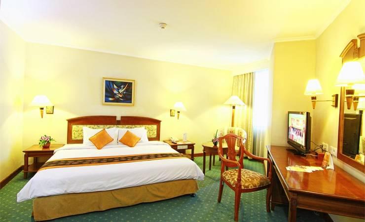 Hotel Horison Semarang - Executive Suite (06/Dec/2013)