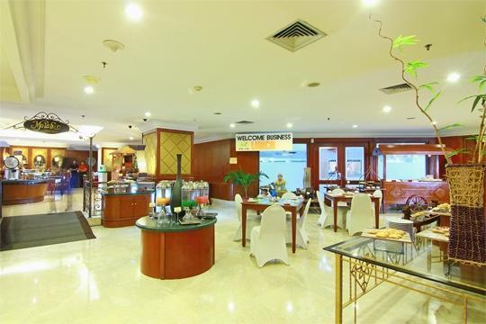 Hotel Horison Semarang - Malabar Resto (06/Dec/2013)