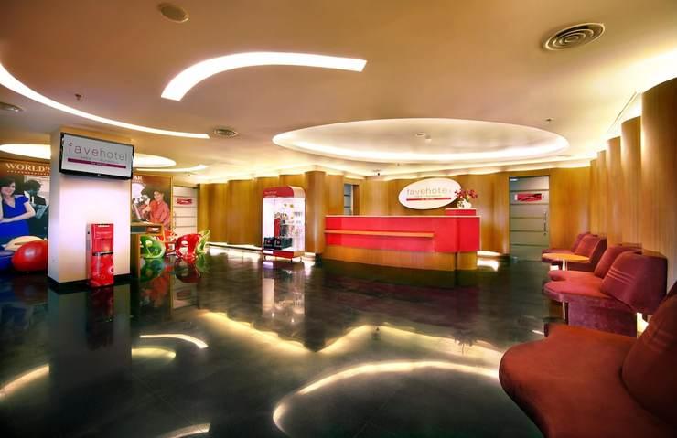 favehotel MEX Surabaya - Lobby