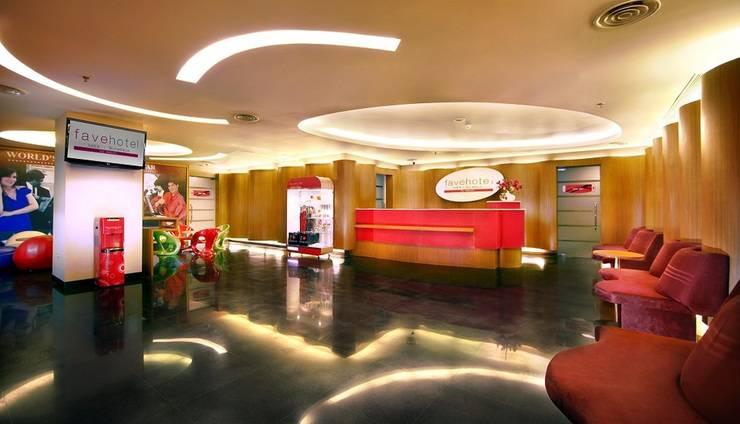 favehotel MEX Surabaya - Lobi