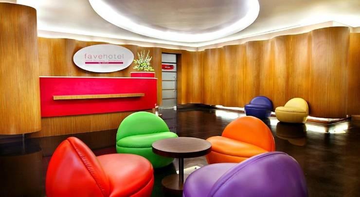 favehotel MEX Surabaya - Lobby1