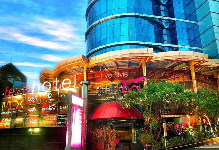 favehotel MEX Surabaya - Appereance1