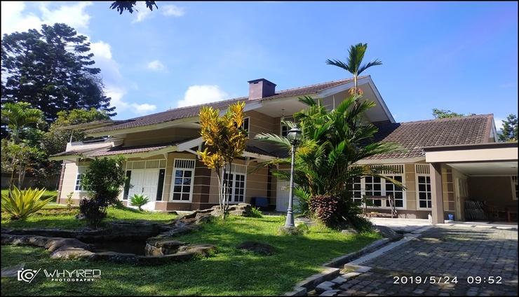 Villa Bahtera Bogor - exterior