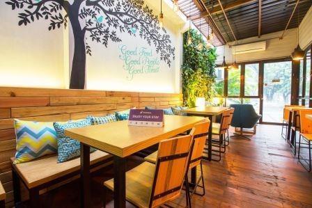 Tinggal Standard Malang Jalan Merbabu - Bar