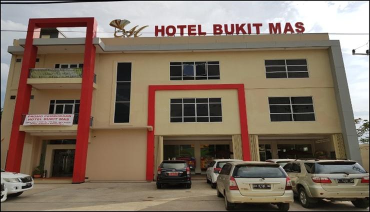 Hotel Bukit Mas Banjarmasin - exterior