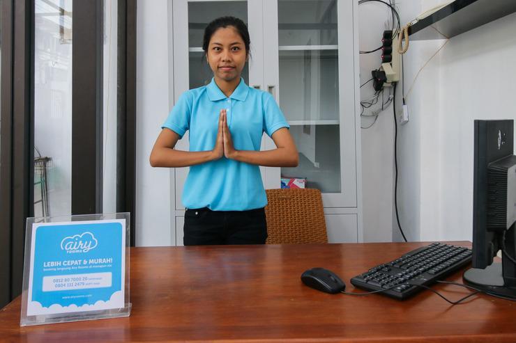 Airy Eco Syariah Gubeng Kertajaya Tujuh 43 Surabaya - Lobby