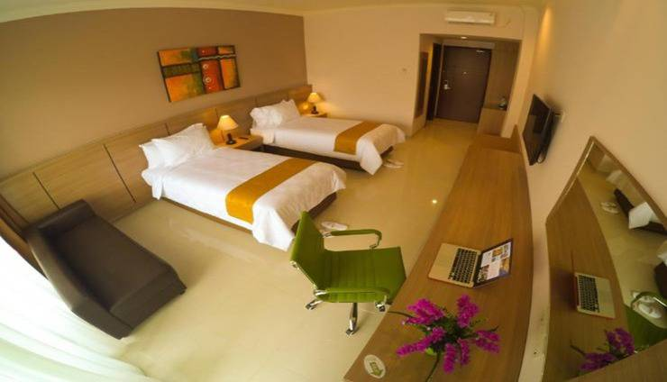 The Green Peak Hotel & Convention Bogor - Room